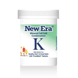 New Era Combination K 240 Tablets
