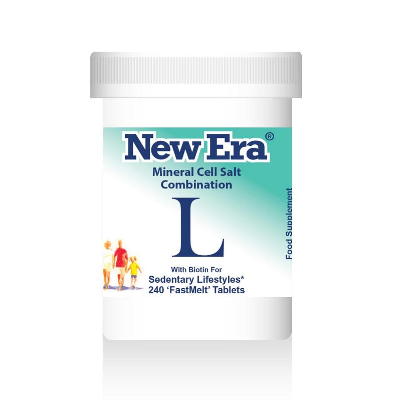 New Era Combination L 240 Tablets