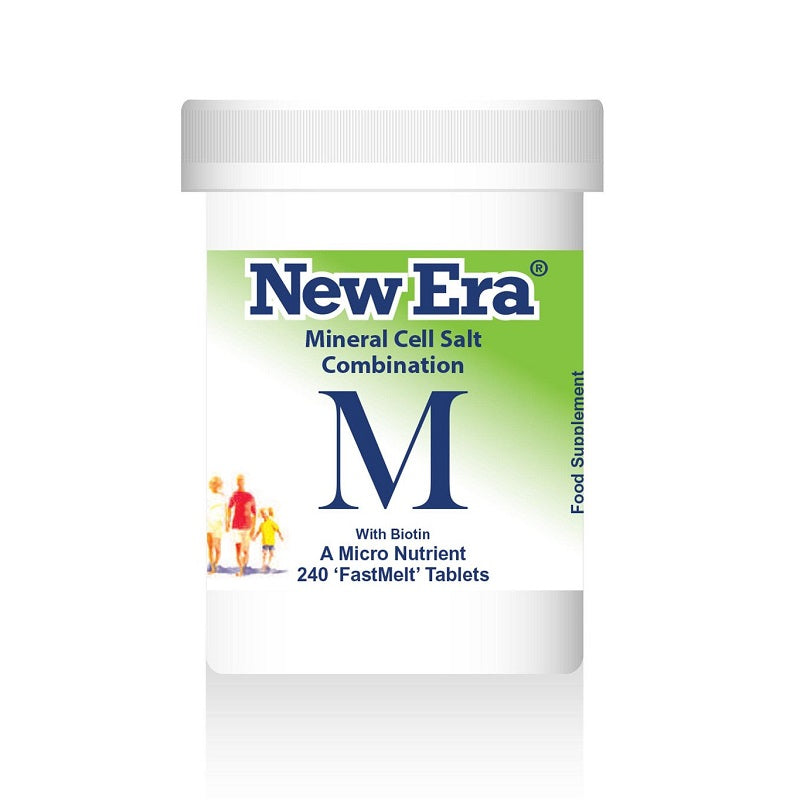 New Era Combination M 240 Tablets