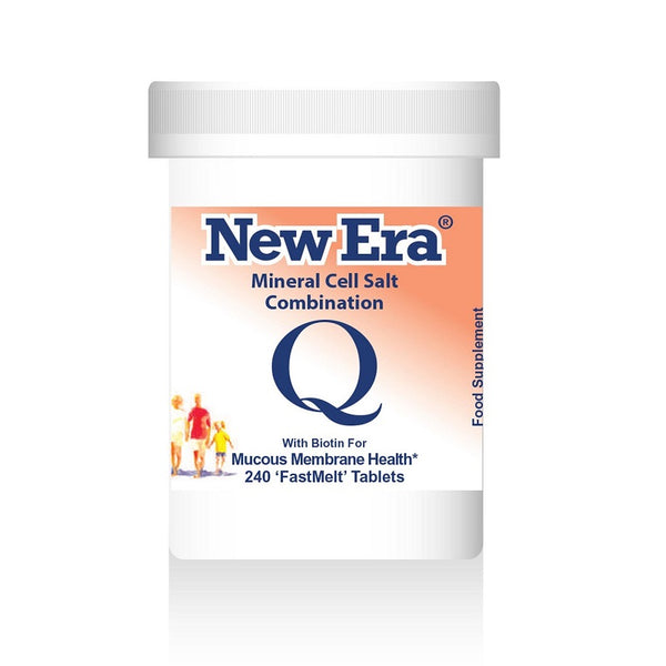 New Era Combination Q 240 Tablets