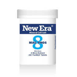 New Era No. 8 Mag Phos (Magnesium Phosphate) 240 Tablets