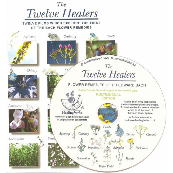 The Twelve Healers DVD Healing Herbs