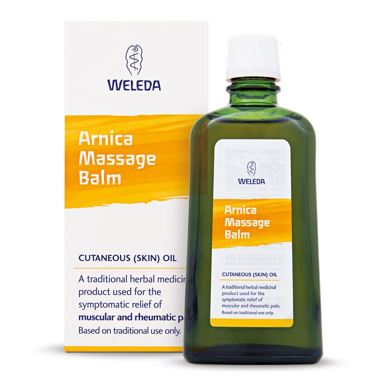 Weleda Arnica Massage Balm 100ml