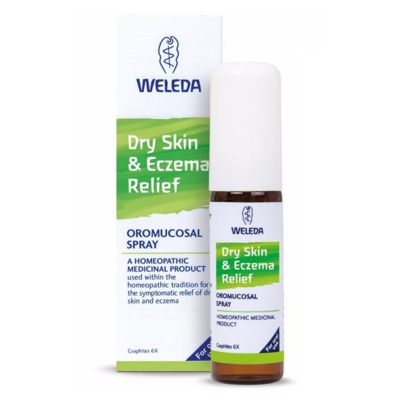 Weleda Dry Skin & Eczema Relief Oral Spray 20ml