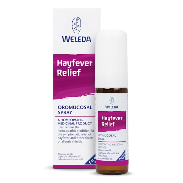 Weleda Hayfever Relief Oral Spray 20ml