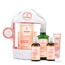 Weleda Mum to be Relax & Prepare Collection