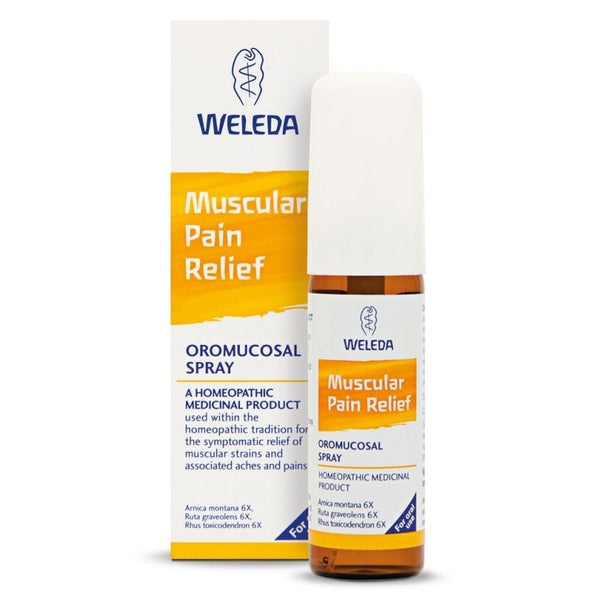 Weleda Muscular Pain Relief Spray 20ml