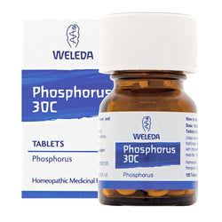 Weleda Phosphorus 30C 125 Tablets