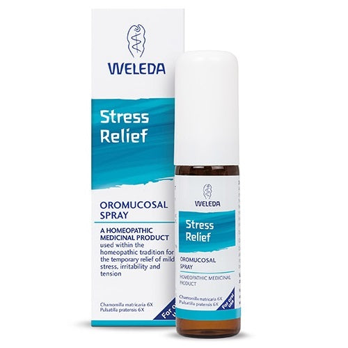 Weleda Stress Relief Oral Spray 20ml