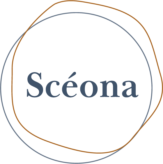 How was Scéona Born?