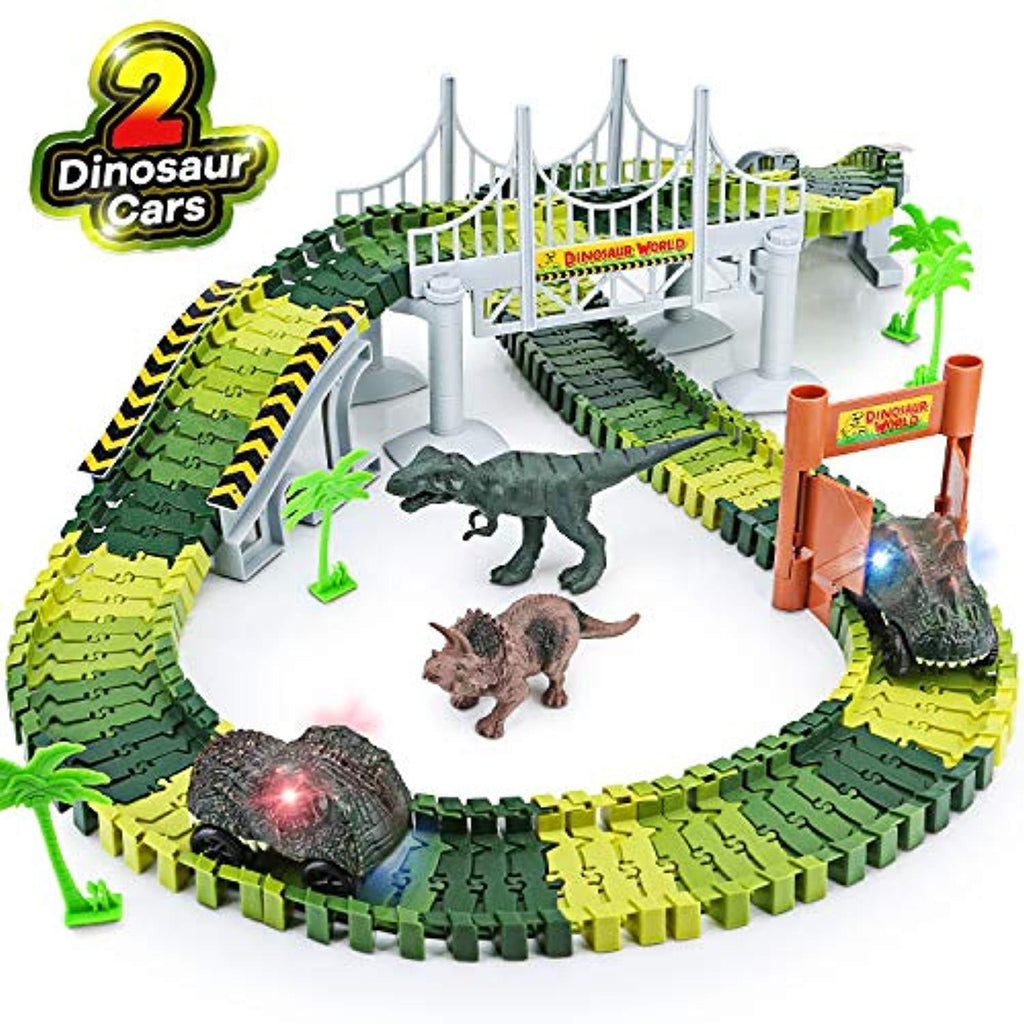 Dinosaur Toys,156pcs Create A Dinosaur World