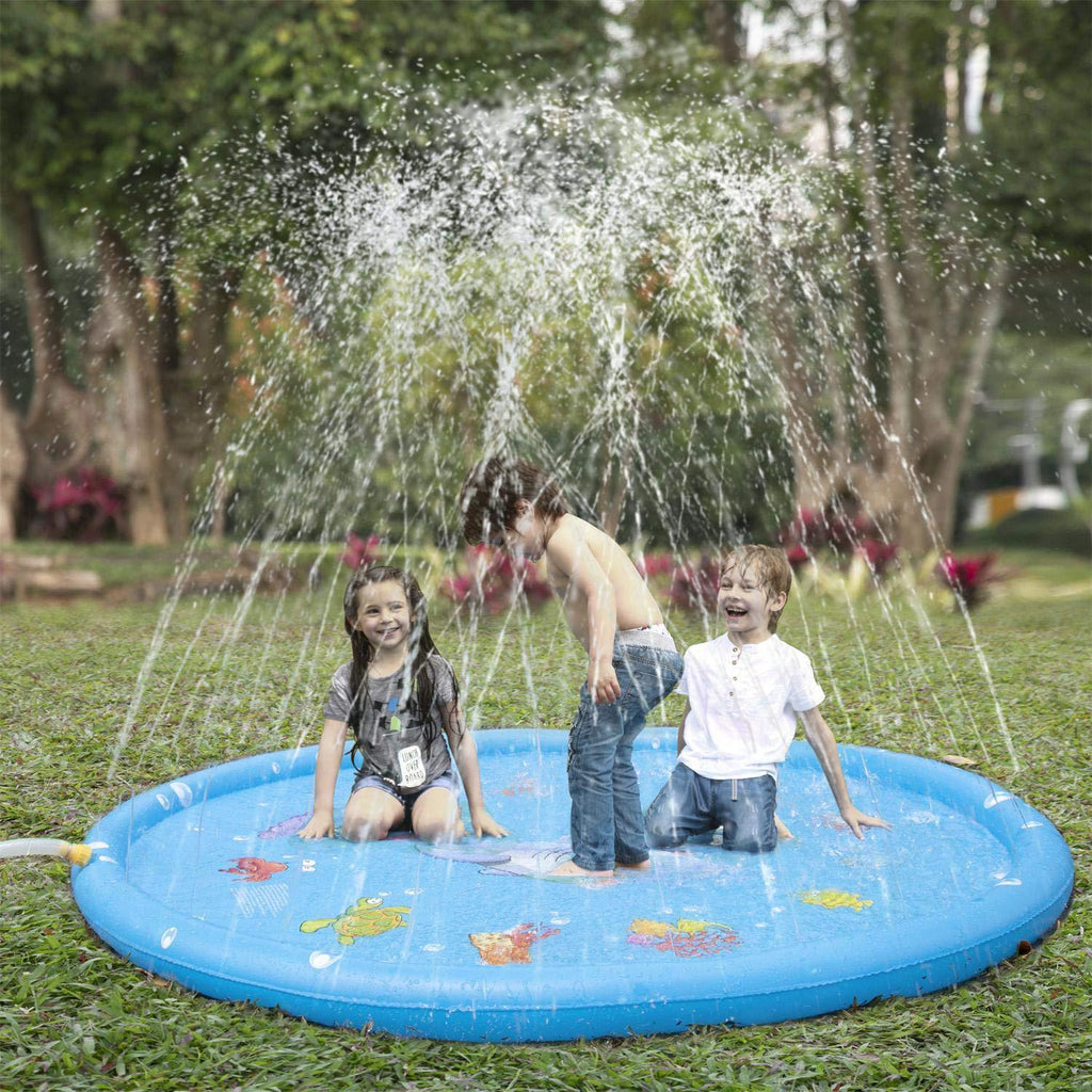 "68"" Sprinkler pad & Splash Play Mat"