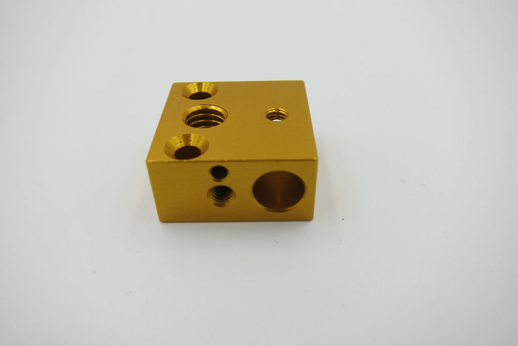 Creality CR-10/Ender series Hot-end aluminum block