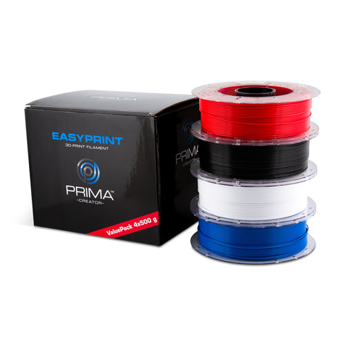 EasyPrint PLA Value Pack 1.75mm 2kg