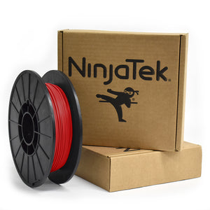 NinjaFlex Filament Fire Red 1.75mm 500g