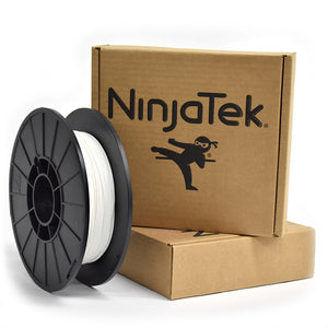 NinjaFlex Filament Snow White 1.75mm 500g