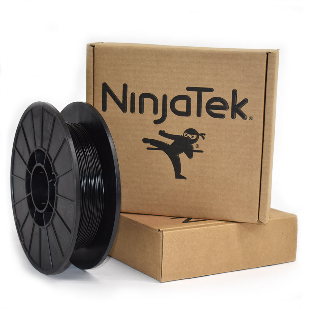 NinjaTek Armadillo Midnight Black 1.75mm 500g