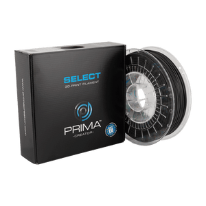 PrimaSelect PLA Matt - 1.75mm - 750 g - Black