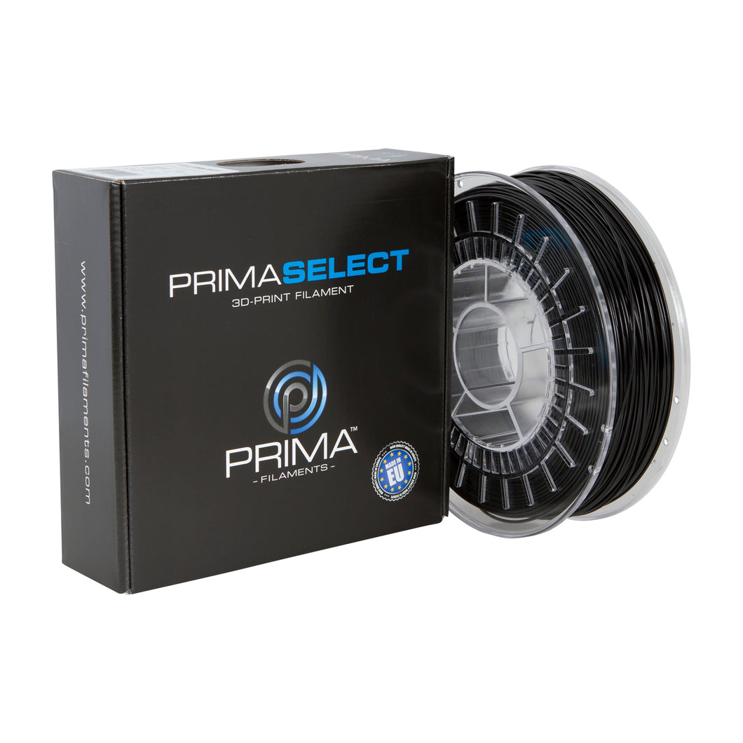 PrimaSelect PETG 1.75mm 750 g Solid Black