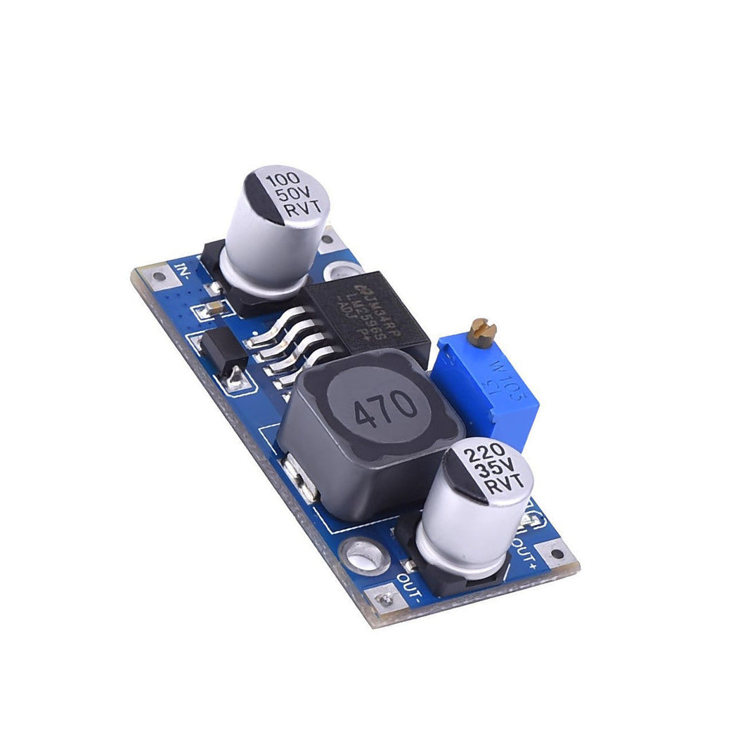 DC-DC Converter Step Down Module LM2596 Power Supply Output 1.25V-35V Module AM