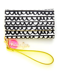 Disco Tech Wristlet, Frills