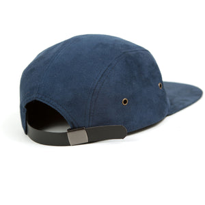 5 Panel Suede hat