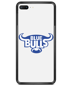 Premium Hard Phone Cases Blue Bulls logo.