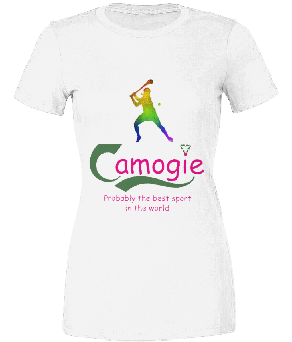 Ladies - Camogie, Probably the best sport in the world