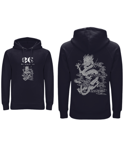 Unisex Pullover Hoodie - Dragon