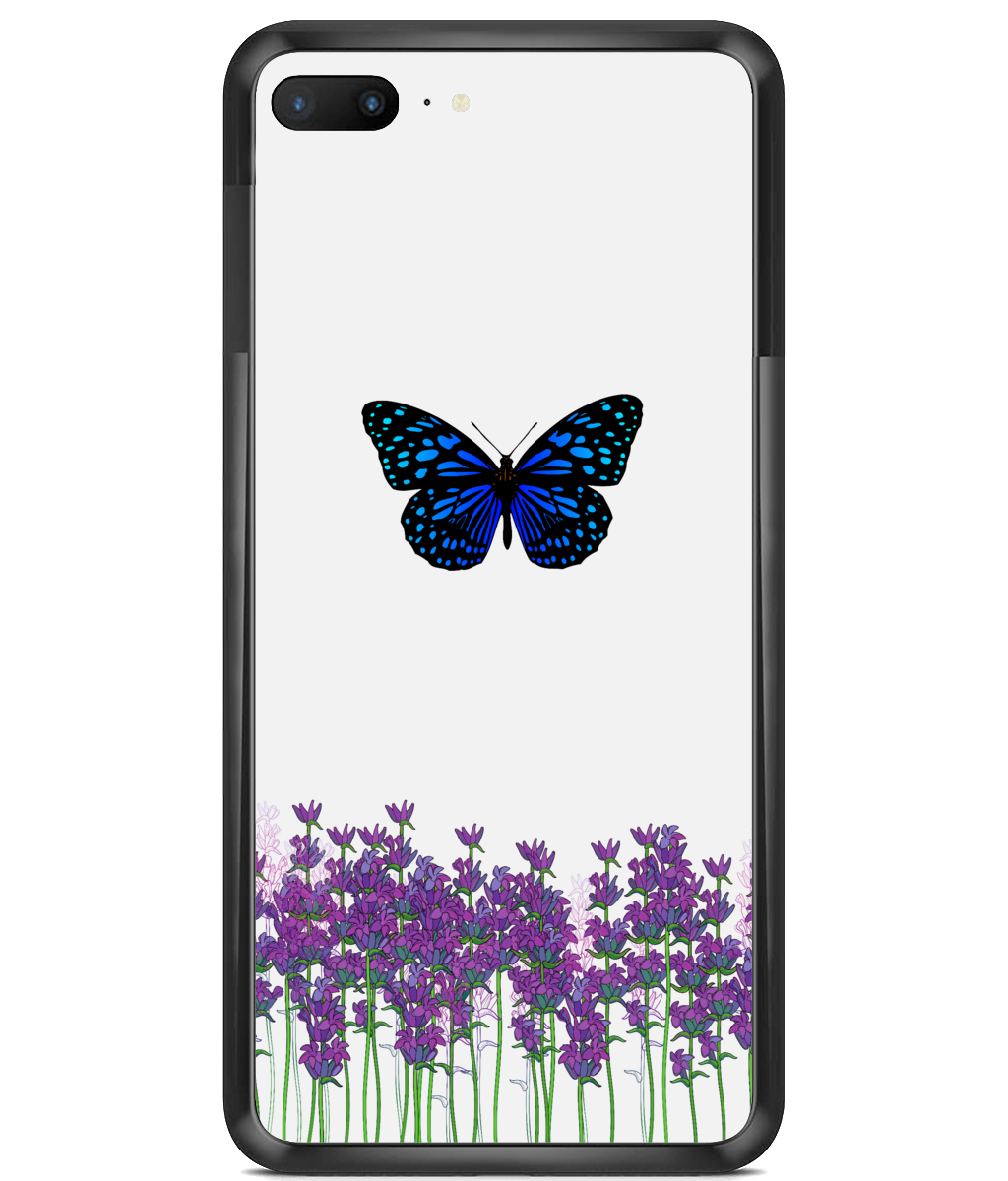 Premium Hard Phone Cases Butterfly