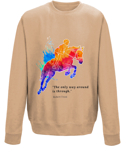 Horse Riding - Unisex Sweatshirt