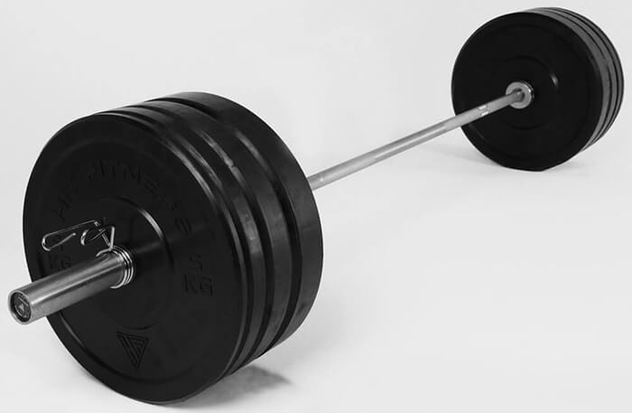 120kg olympic weight set