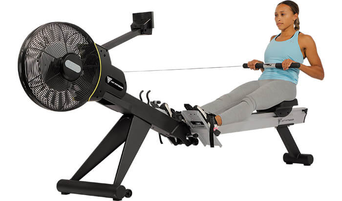 Hit fitness rower
