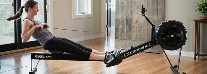 Rower workout