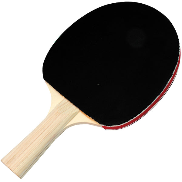 Rubber Table Tennis Bat Image McSport Ireland