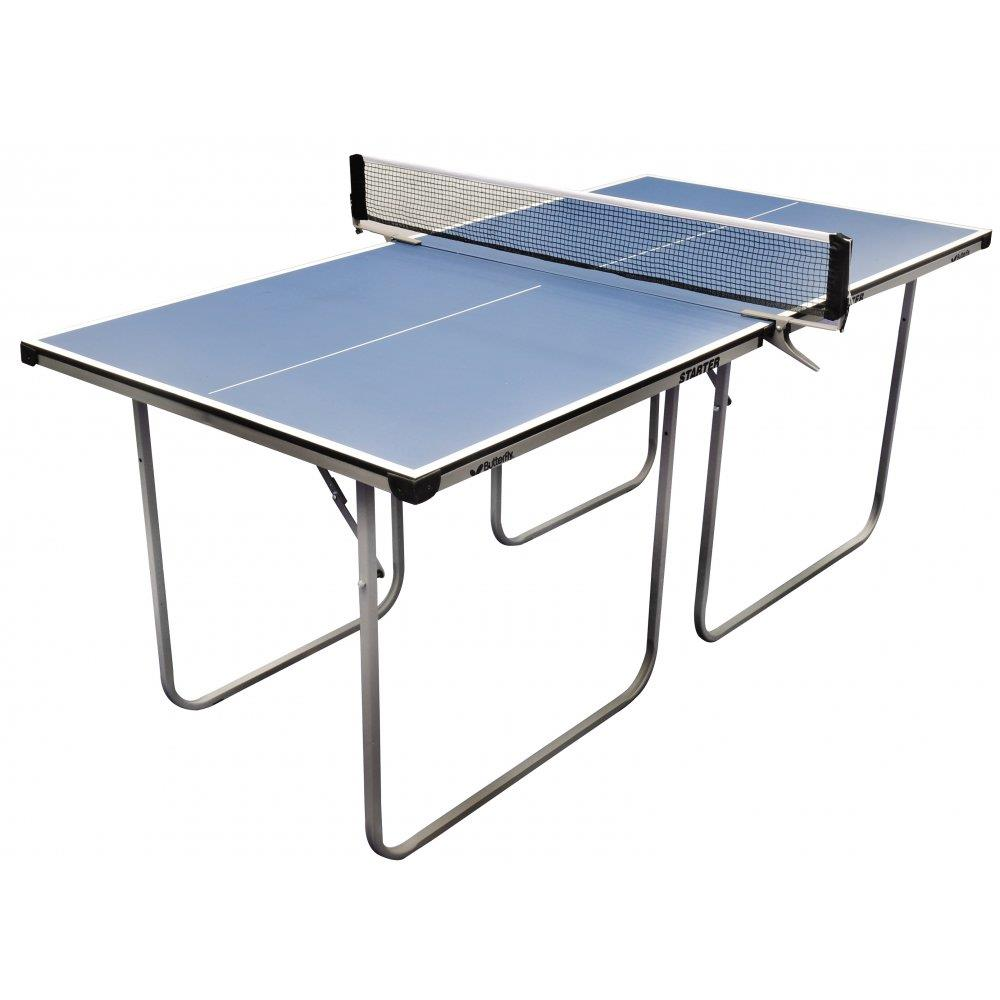 Butterfly Starter Table Tennis Table Image McSport Ireland