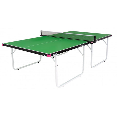 Butterfly 9ft Compact Table Tennis Table | Green Image McSport Ireland