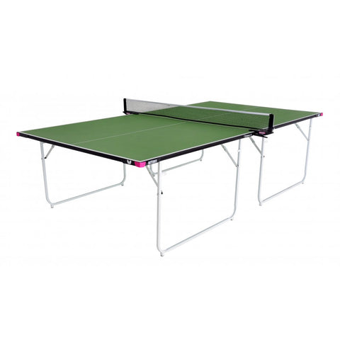 Butterfly Compact 16 Wheelaway Table Tennis Table | Green Image McSport Ireland