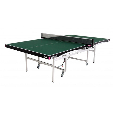 Butterfly Space Saver Rollaway Indoor Table Tennis Table Image McSport Ireland