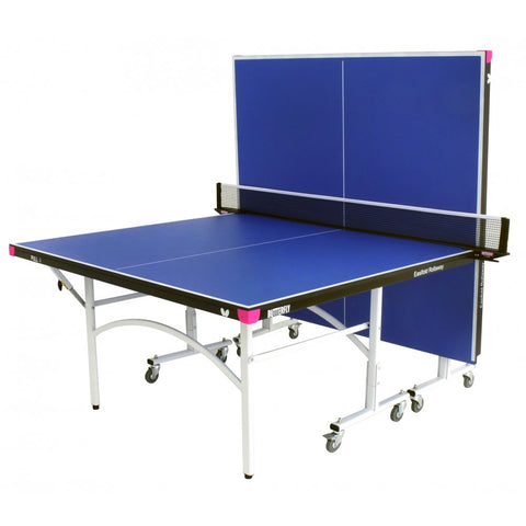 Butterfly 9ft Easifold Rollaway Table Tennis Table | Blue Image McSport Ireland