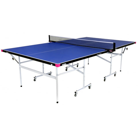 Butterfly 9ft Fitness Indoor Table Tennis Table | Blue Image McSport Ireland