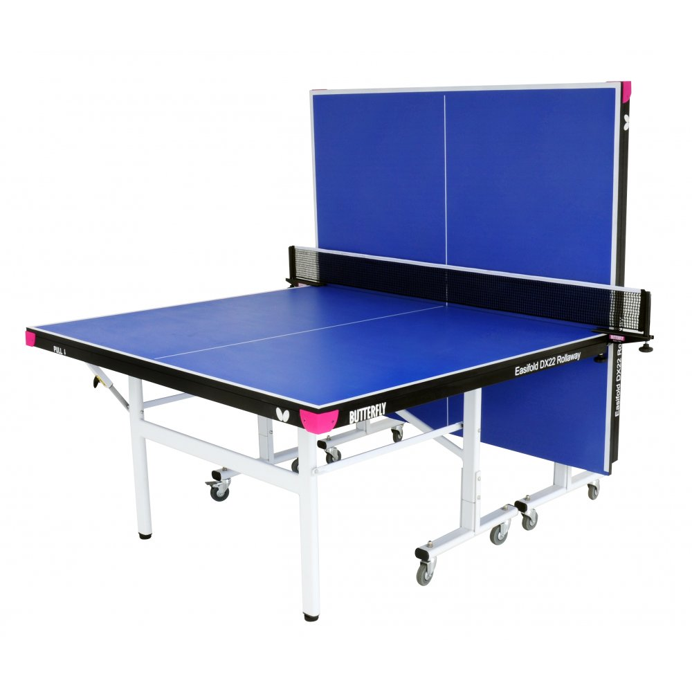 Butterfly Easifold DX22 Rollaway Indoor Table Tennis Table Image McSport Ireland