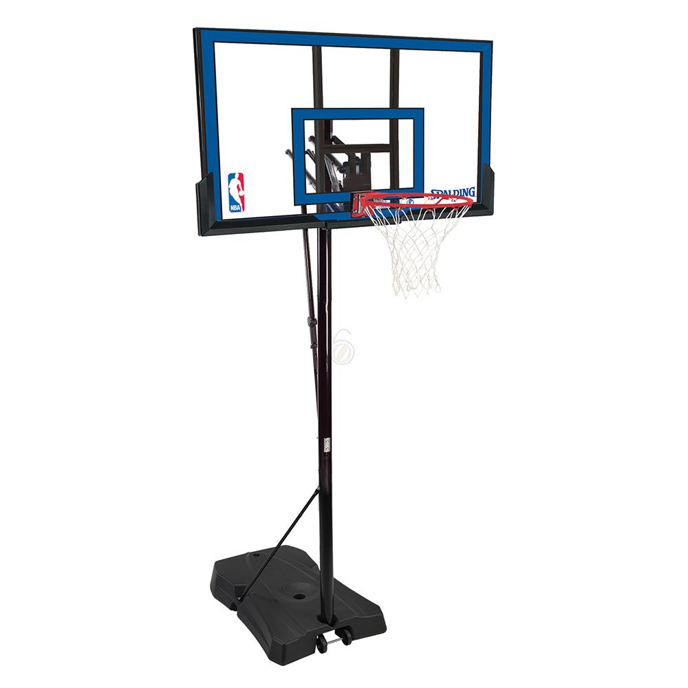 Spalding NBA Gametime Portable Basketball System Image McSport Ireland