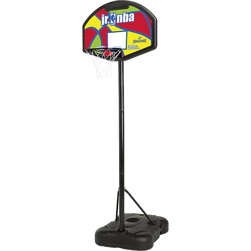 Spalding NBA Junior Series Portable Unit Image McSport Ireland