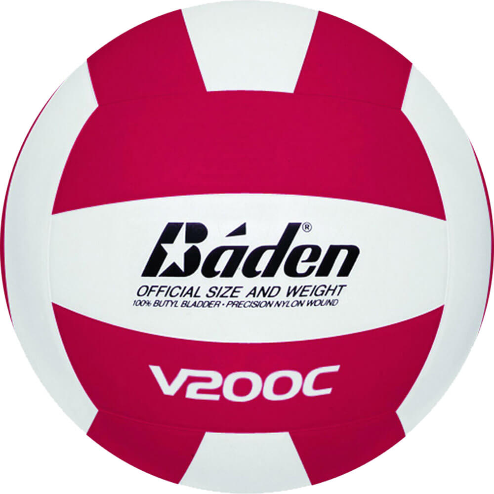 Baden V200 Volleyball Rubber Image McSport Ireland