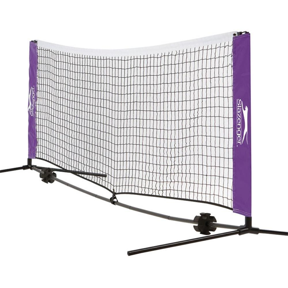 Slazenger Mini Tennis 6m Net & Post Set Image McSport Ireland