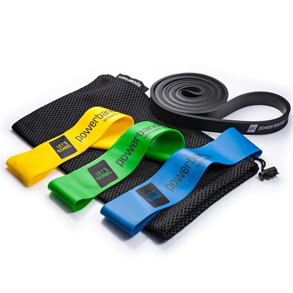 Lets Bands Power Bands | Max Set Image McSport Ireland