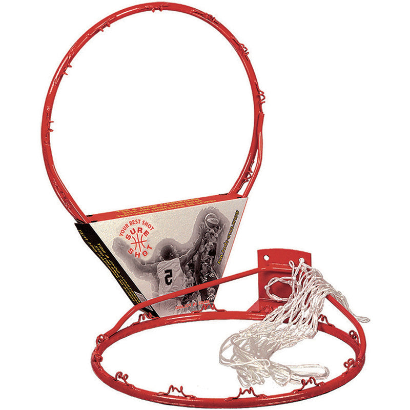 Basketball Hoop and Net Set Image McSport Ireland
