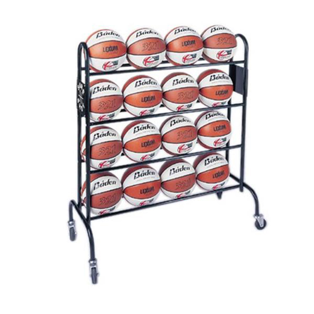 Sure Shot Mobile Ball Rack Image McSport Ireland