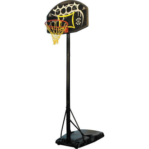 Sure Shot Portable Adjustable Basketball Unit with Standard Ring Image McSport Ireland